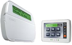 DSC Alarm System Keypad