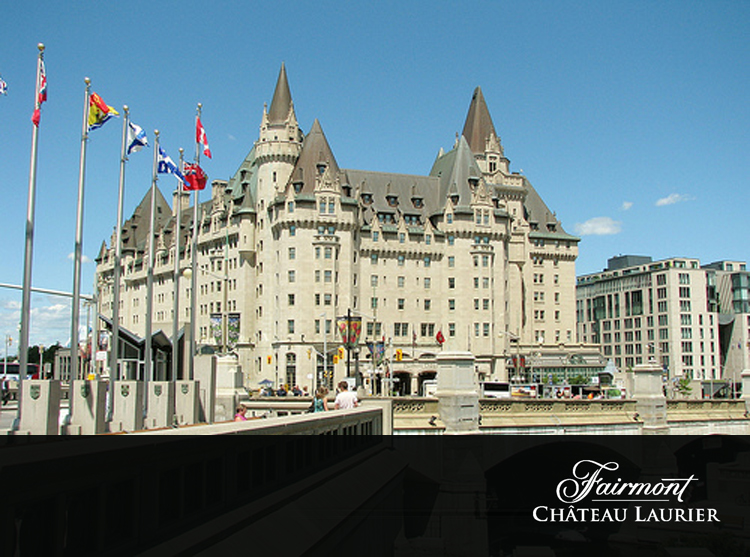 Fairmont chateau laurier hotel security upgrade in ottawa