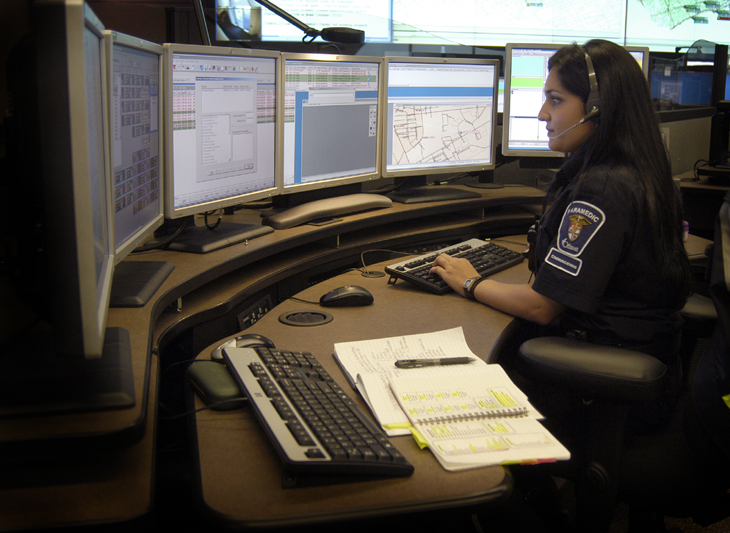 Alarm System Dispatcher in Ottawa