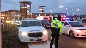 Boxing Day Shooting at Tanger Outlets Mall in Kanata